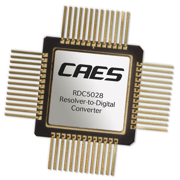 CAES Motor and Resolver Control