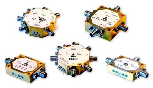 CAES Pin Diode Switches for your RF Application needs