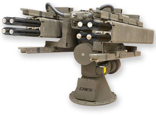 CAES WLP-1000 Weapons Positioner