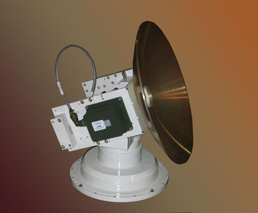CAES Antenna Positioners for Radar Applications
