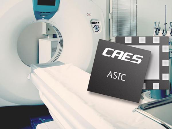 Medical Imaging powered by CAES ASICs